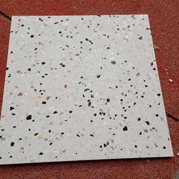 Hot sale  flooring tiles no epoxy terrazzo