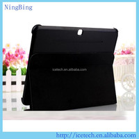 For Samsung Galaxy Tab 3 10.1 P5200 P5220 P5210 Slim Leather Case Cover Facotry Wholesale Best Price