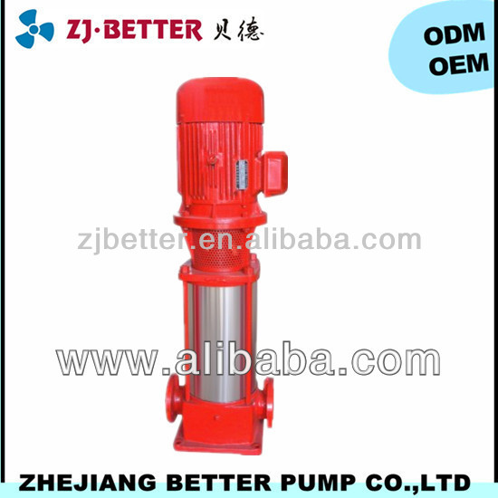 Portable Fire Pump Set Firefighting Pump High Pressure Fire Fighting Pump