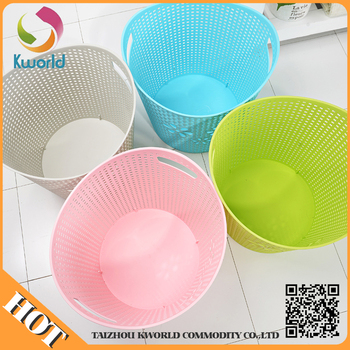 new arrival new popular laundry basket plastic manufacturer
