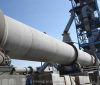 1500TPD Rotary Kiln Cement Production Line Cement Making Machinery Plant