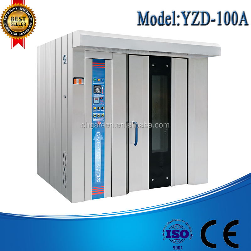 hot sell YZD series CE ISO combi oven/oven with two hot plate/combi steam oven