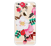 For iphone 5 screen print outer protective case for mobile phone