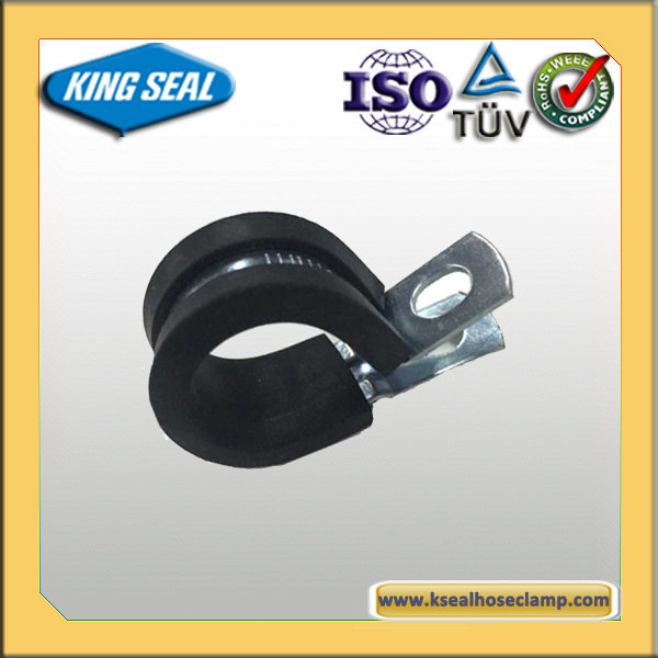 Low price!safety hose clamps P Type Cable Clamp