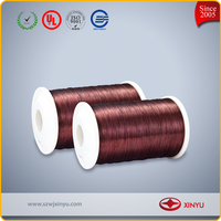 SWG18 enameled copper clad aluminum winding wire price