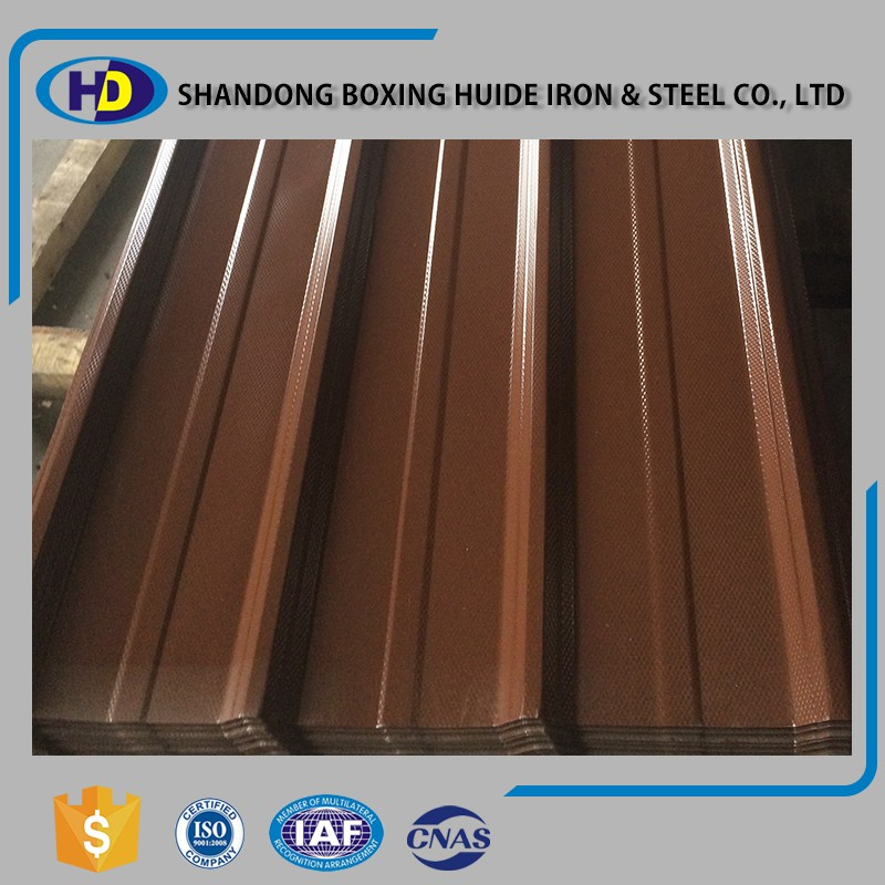 corrugated galvanized carbon iron steel sheet with price