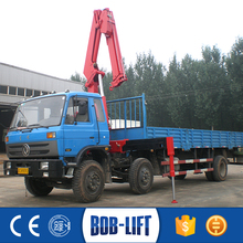 5 ton knuckle boom crane used truck sales SQ5ZA2