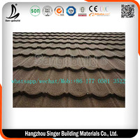 2016 Hot Colorful Building Material Clay Roof Tile Prices