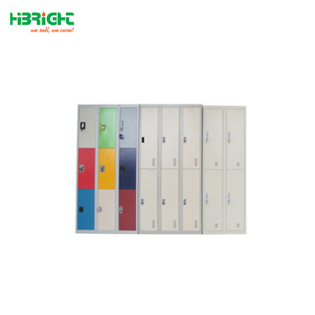 Factory Direct Plastic locker 6-door Locker Antique Lockers For Sale
