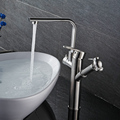 FLG type and deck mounted Installation china factory single handle basin faucet