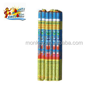 festival whistling fireworks shot stick 15s magical shots roman candle firework price