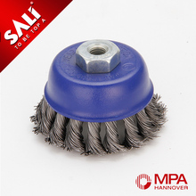 Reliable Quality Brass Wire Cup Brushes