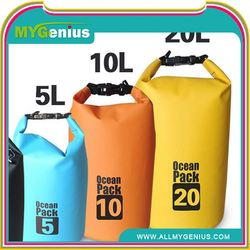 Waterproof dry floating bag ,H0T8h reusable water bag