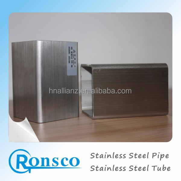 Stainless Steel Square Tube 5mm Thick 3inch Outer Diameter