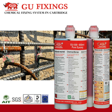 MIT epoxy flakes flooring coating adhesive anchoring system for fastening no shrinkage resin