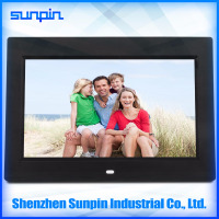 10.1 inch TFT high-definition color LCD play mp3 / mp4 / slideshow sex digital photo frame