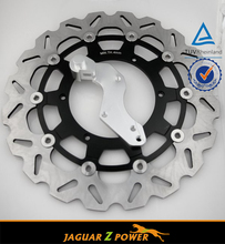 Best quality cnc oversize 320mm brake disc for MX bike with Braceket