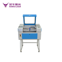 Mini 500*300mm laser cutting machine laser engraving machine price cheap hot sale for non metal leather acrylic