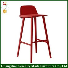 2016 Direct Factory Price antique wooden bar stool supplier