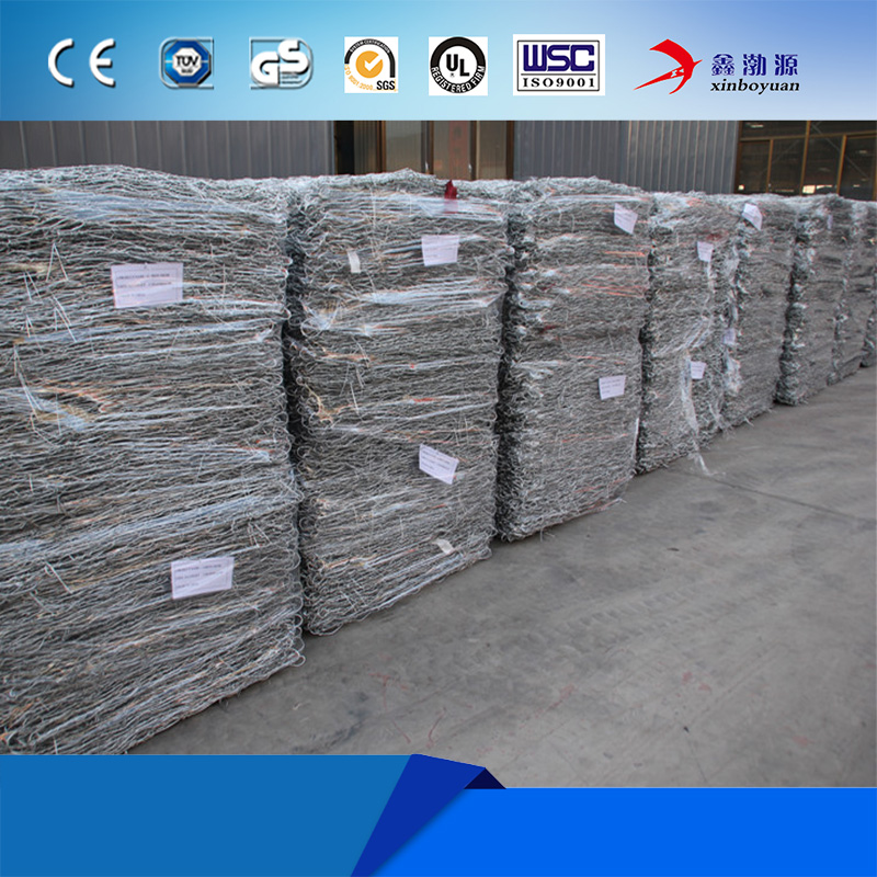 China online suppy galvanized PVC coated welded/weave type gabion mesh boxes 1mx1mx1m with lowest price(factory hot sale)