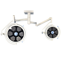 Double Head LED Ceiling Operation Lamp With CE