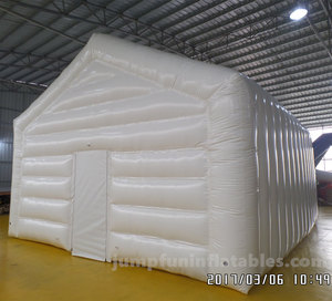 7x6 meter Air tight Inflatable Tent 0.6mm/0.9mm PVC Inflatable sealed Tent cheap air structure