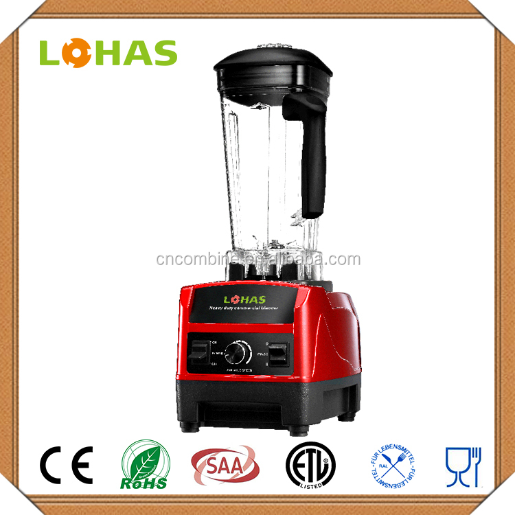 Electric blender multifunction food processor