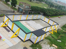 TOP PVC inflatable paintball bunkers