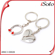 New trend wholesale fashion jewelry accessory jewelry for couple keychain