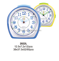 Customized Mechanical Time Table Desk Clock Alarm Clocks