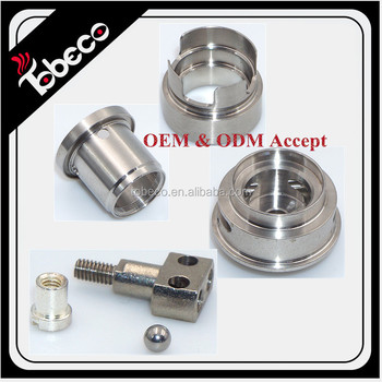 Competitive price die casting Tobeco manufacturer in China aluminum casting parts