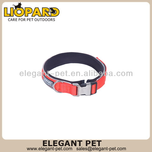 Top grade stylish soft padding pet collar