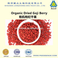 100% organic natural dried goji berry with best price