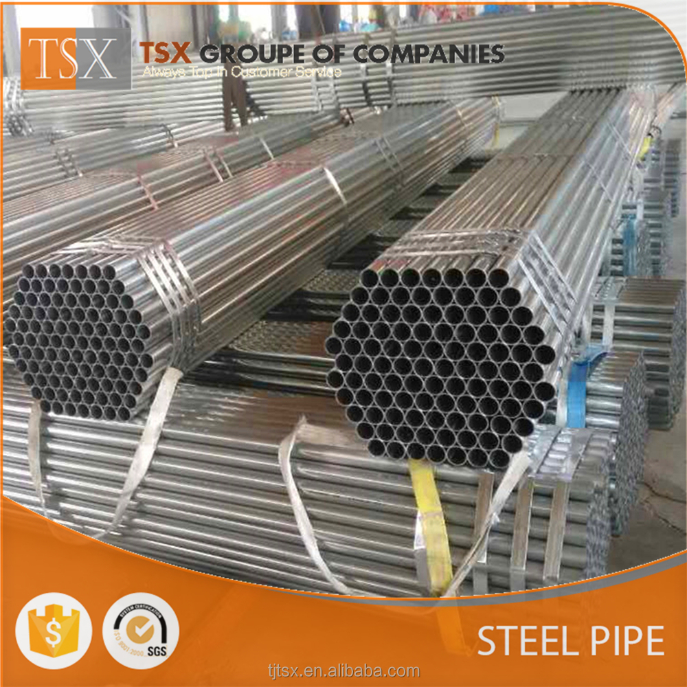 TSX-GSP2050 astm a691 ERW hollow structural carbon steel pipe
