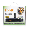 Tiger Star I200 DC software download DVB S2 set top box support FTA