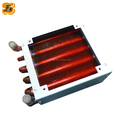 shenglin air conditioner copper fin heat condenser