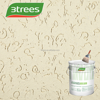 3TREES Texture art paint and stucco for external wall