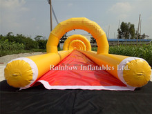Cheap 1000ft Slip N Slide Inflatable/1000 feet Giant Splash Inflatable Water Slide