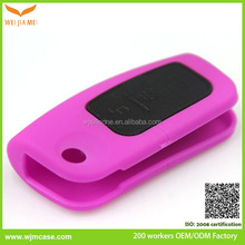 2015 New promotional gift! Silicone Car key Case/Silicone car key cover