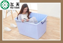 factory supply beautiful design best selling plastic container with cover