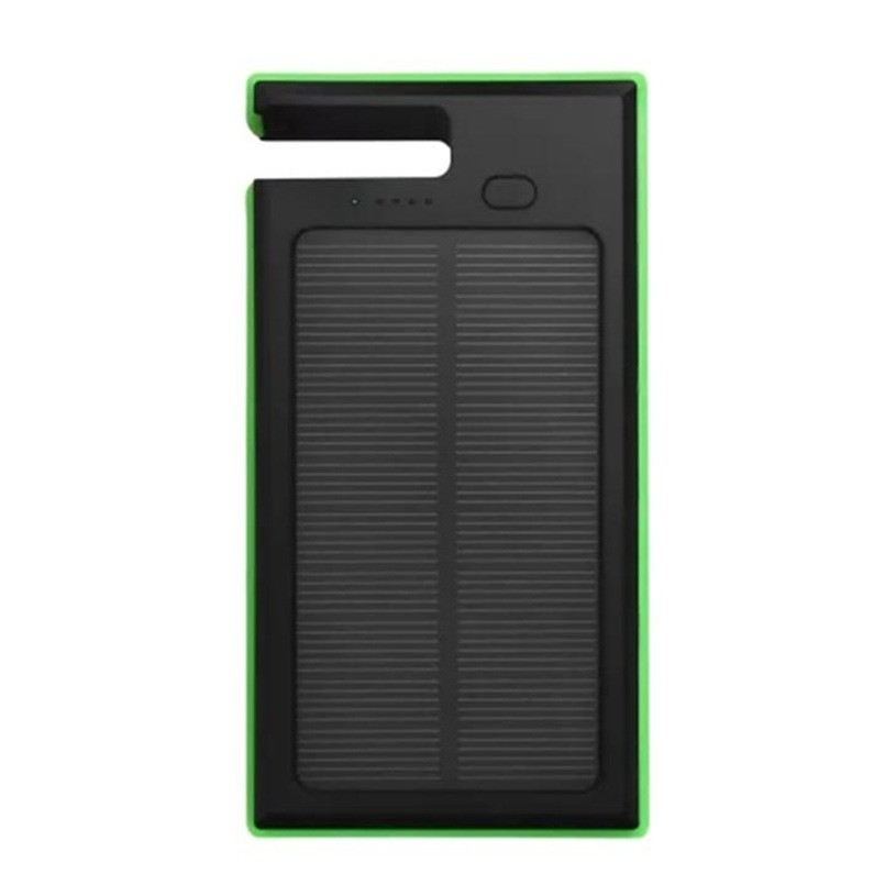 Solar Charger Portable Shockproof Solar Power Bank/ Backup Battery Charger With China Supplier