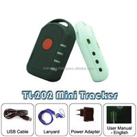 High sensitive SOS Geo-fence voice call wrist watch personal gps trackers(TL-202)
