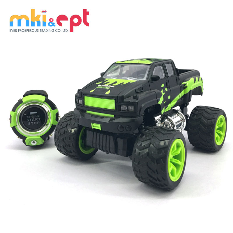 Sound Recording Remote Control Toys RC Offroad Car Speed  for Children