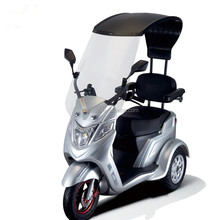 EEC Electric scooter with roof