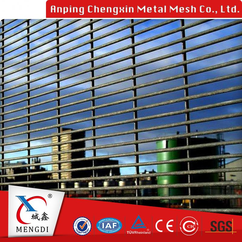 construction sites metal temporary anti climb fence