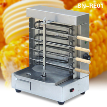 Stainless Steel Kebab Making Machine/Electric Doner Kebab Machine With Skewer BN-RE01