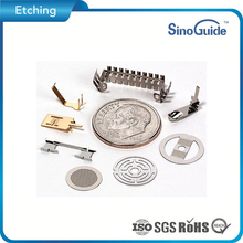 Photo Etching and Forming Precision Parts