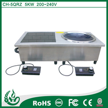 china CE halogen induction cooker