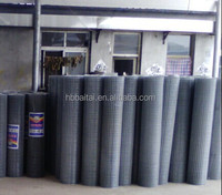 British standard galvanized welded wire mesh for concrete