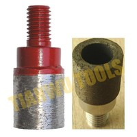 D20/12mm L20mm - M10 Easy Drill Bit